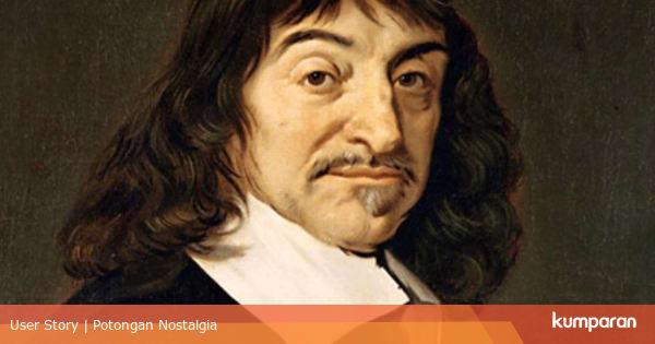 René Descartes, Bapak Ilmu Filsafat Modern