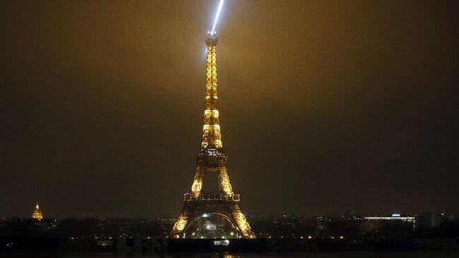 Potret Prancis Berlakukan Jam Malam Buat Tekan Kasus Covid-19