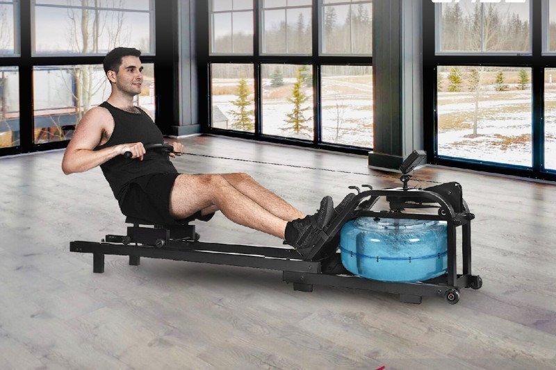 """OASE luncurkan """"rowing machine"""" untuk olahraga di rumah"""
