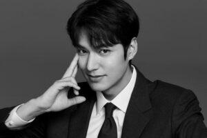 Lee Min Ho tepis rumor kencan hingga Ford kenalkan Mustang Ice White