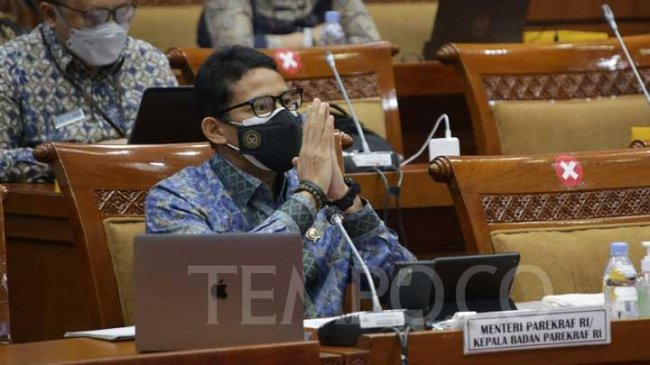 Sandiaga Ajak Calon Duta Besar LBPP Kolaborasi Bangkitkan Ekonomi Indonesia