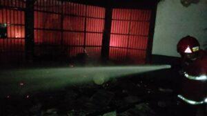Usai Kebakaran, Lapas Tangerang Dijaga Ketat Ratusan Polisi